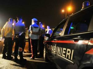carabinieri in az