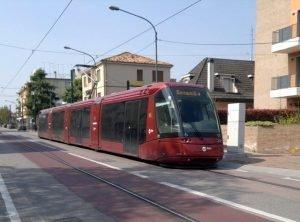 tram venezia