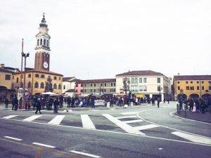 foto piazza Mirano