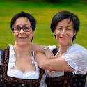 Brigitte ed Eva Zigler
