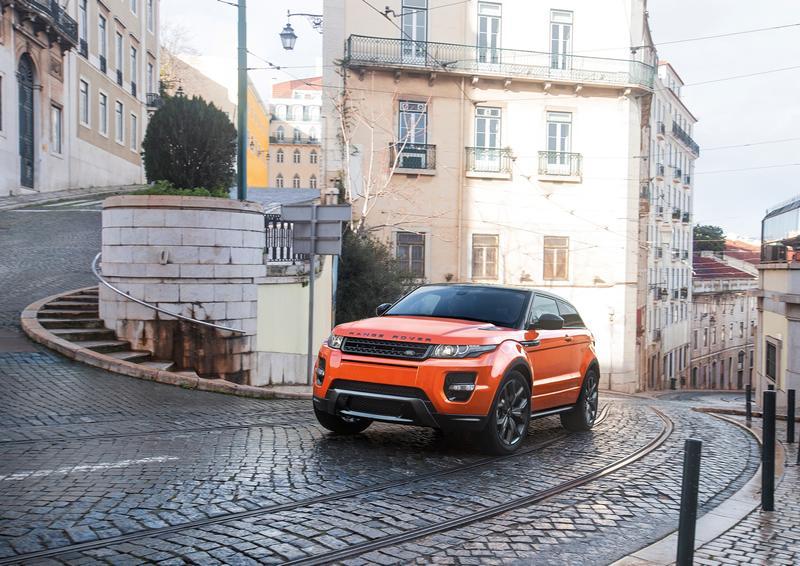 Land Rover Autobiografych