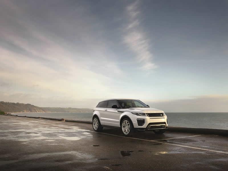 Land Rover Evoquè