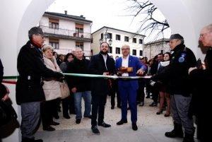 inaugurazione palazzo armonia