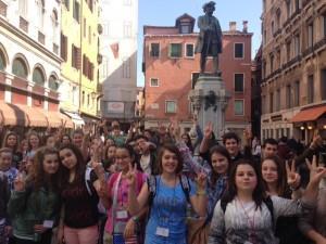 Erasmus_studenti italiani ed europei a venezia