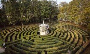 labirinto villa pisani stra