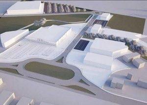 monselice centro commerciale progetto