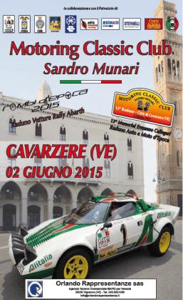 A Cavarzere il raduno di auto e moto d'epoca - La PiazzaWeb