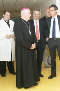 vescovo ospedale