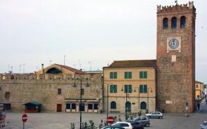 Monselice_piazza mazzini