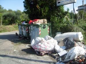 cadoneghe rifiuti