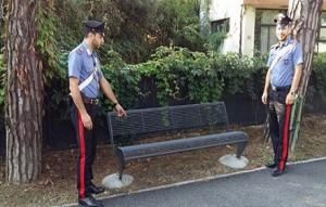 carabinieri-arrestano-esibizionista-martellago-panchina-XVE
