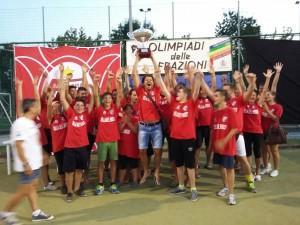 olimpiadi delle frazioni correzzola