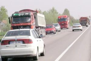 traffico romea