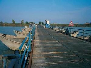 ponti di barche