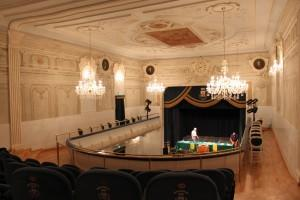 """Teatro comunale """"Tullio Serafin"""""""