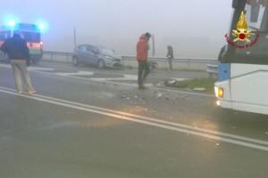incidente romea codevigo