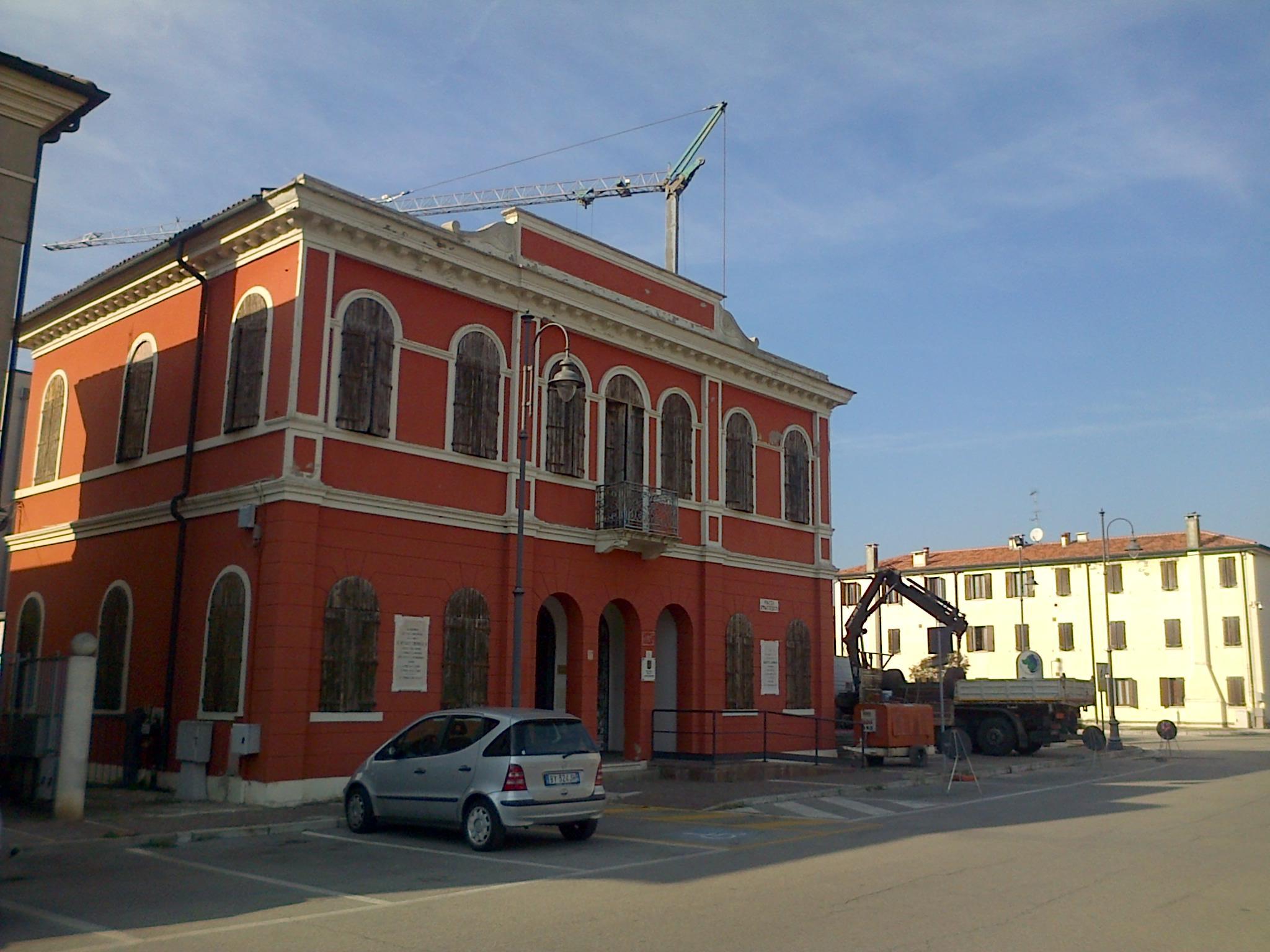 Porto Viro, il Palazzo delle associazioni ha un nuovo volto - La ...