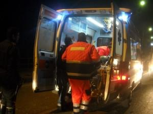 ambulanza incidente rovigo