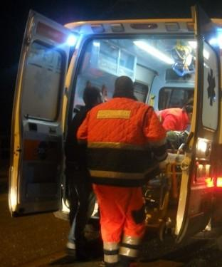 ambulanza incidente rovigo