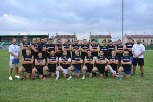 Fulvia Tour Villadose rugby serie B