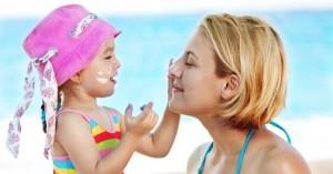protezione pelle sensibile dal sole