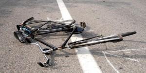 investito bicicletta