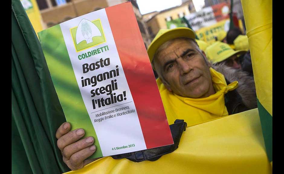 Agricoltura: Coldiretti, domani a Verona in 2.500 da Treviso