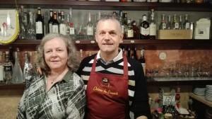 Roberto e Maria Grazie da Caronte