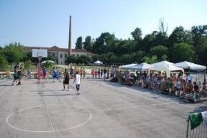 summer park salzano