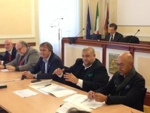 Tavolo PM_Marcato_Brugnaro.