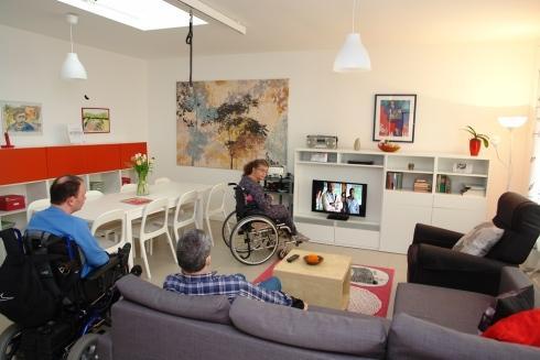 Noale pronta per novembre la casa per disabili la piazzaweb for Arredamento casa per disabili