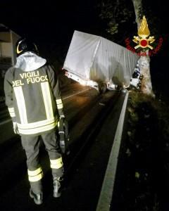 incidente furgone