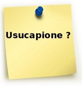 usucapione1