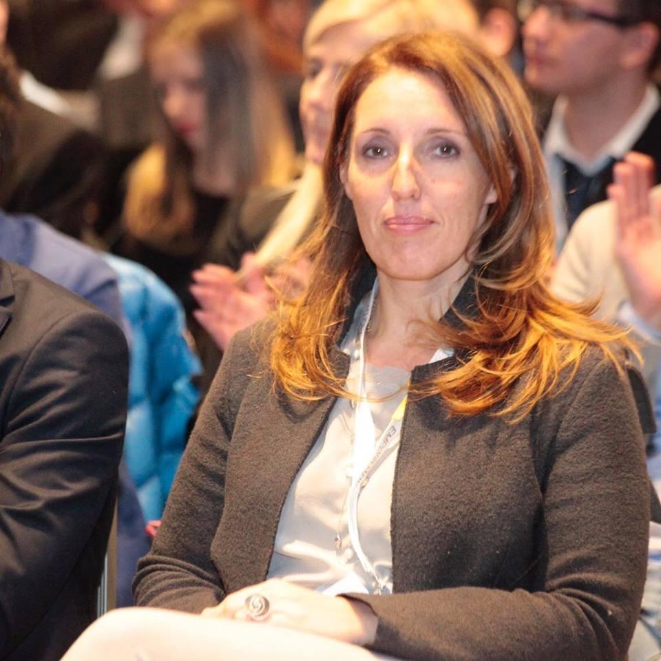 L'assessore del Veneto Elena Donazzan