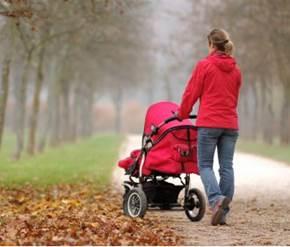 Mamma-con-passeggino