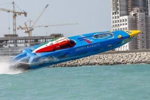 2014 UIM World Powerboat Championship GRAND PRIX OF ABU DHABI UAE -2nd to -4th December 2014