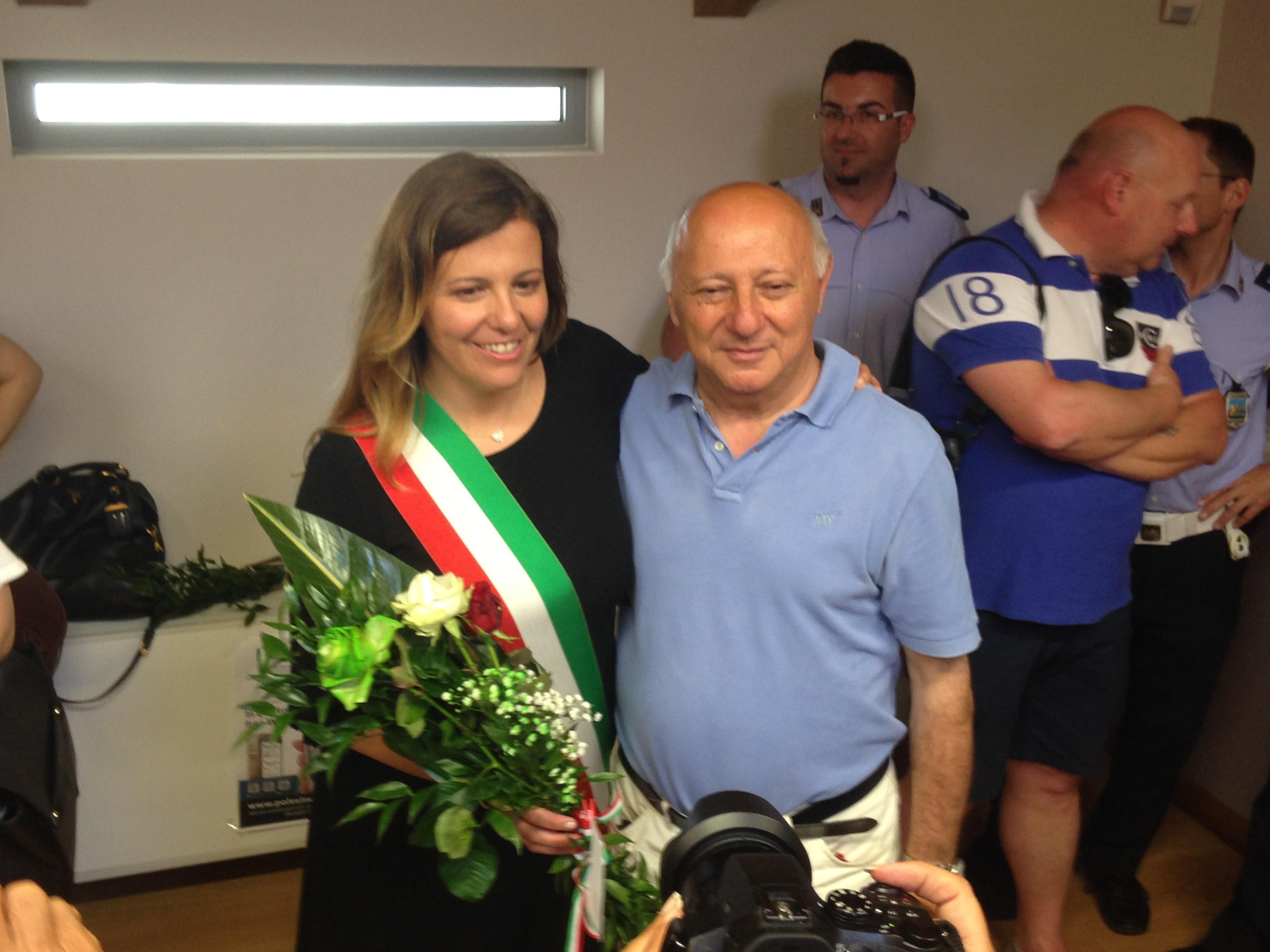 Maura Veronese, primo sindaco donna a Porto Viro - La PiazzaWeb