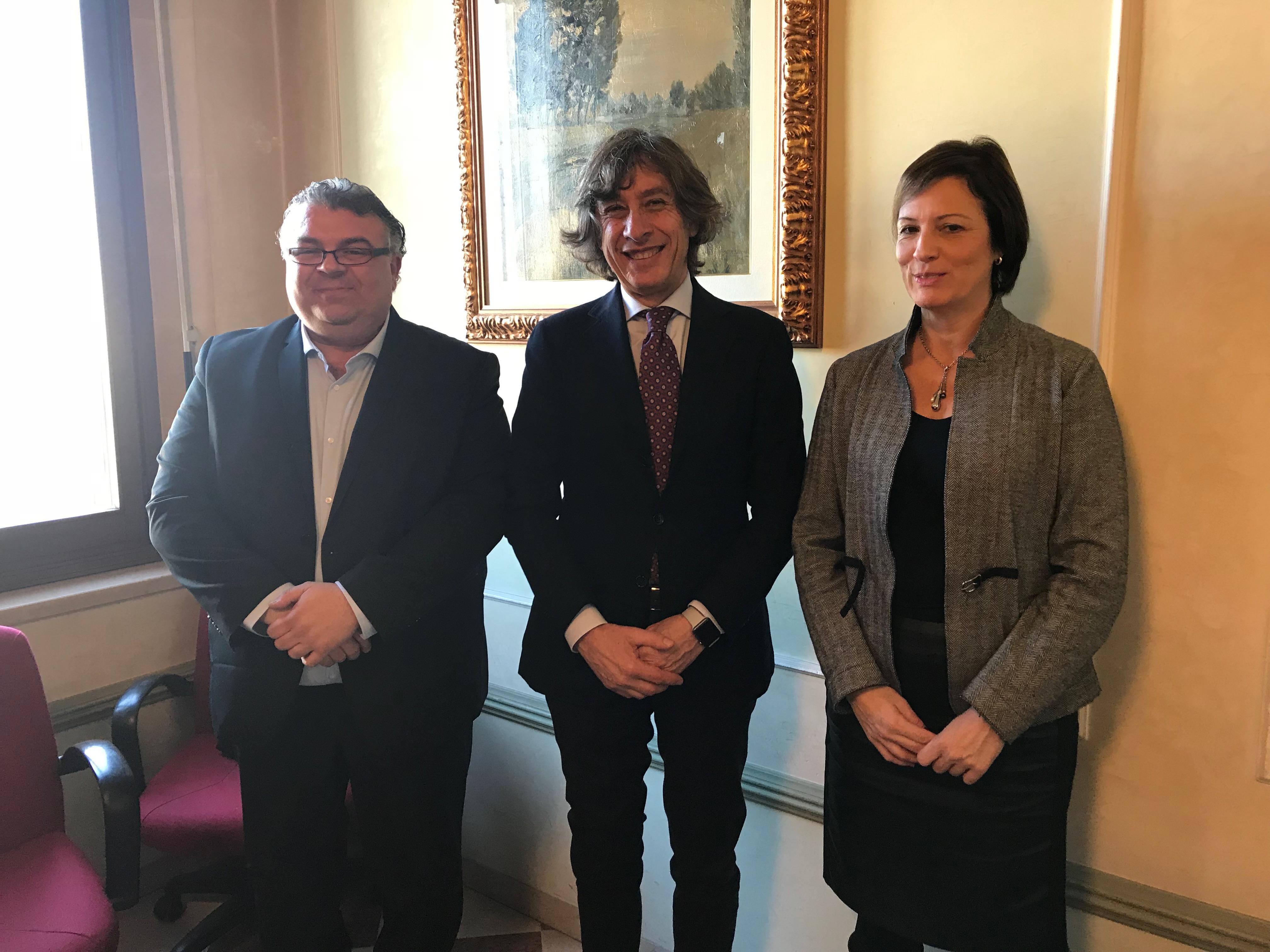 Emrico Zarotti Neo presidente Confesercenti Riviera del Brenta