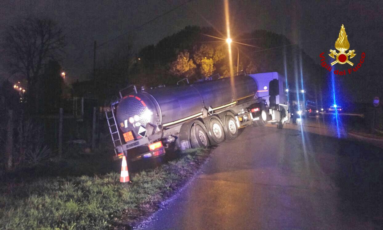 camion fuori strada