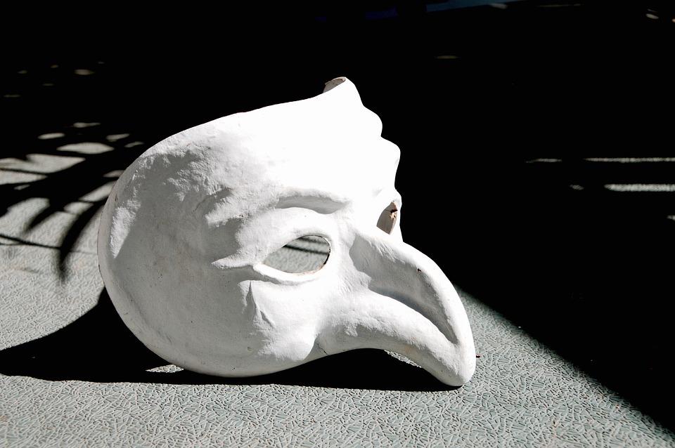 maschera teatrale