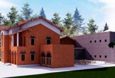 facciata Villa Crescente