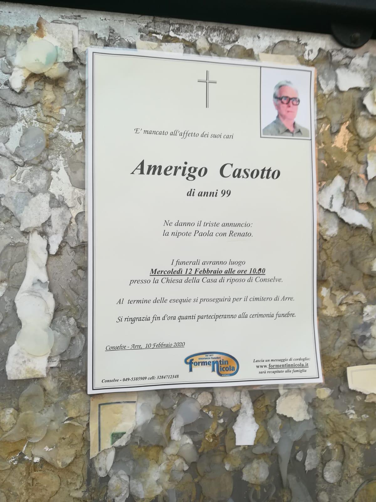 Amerigo Casotto