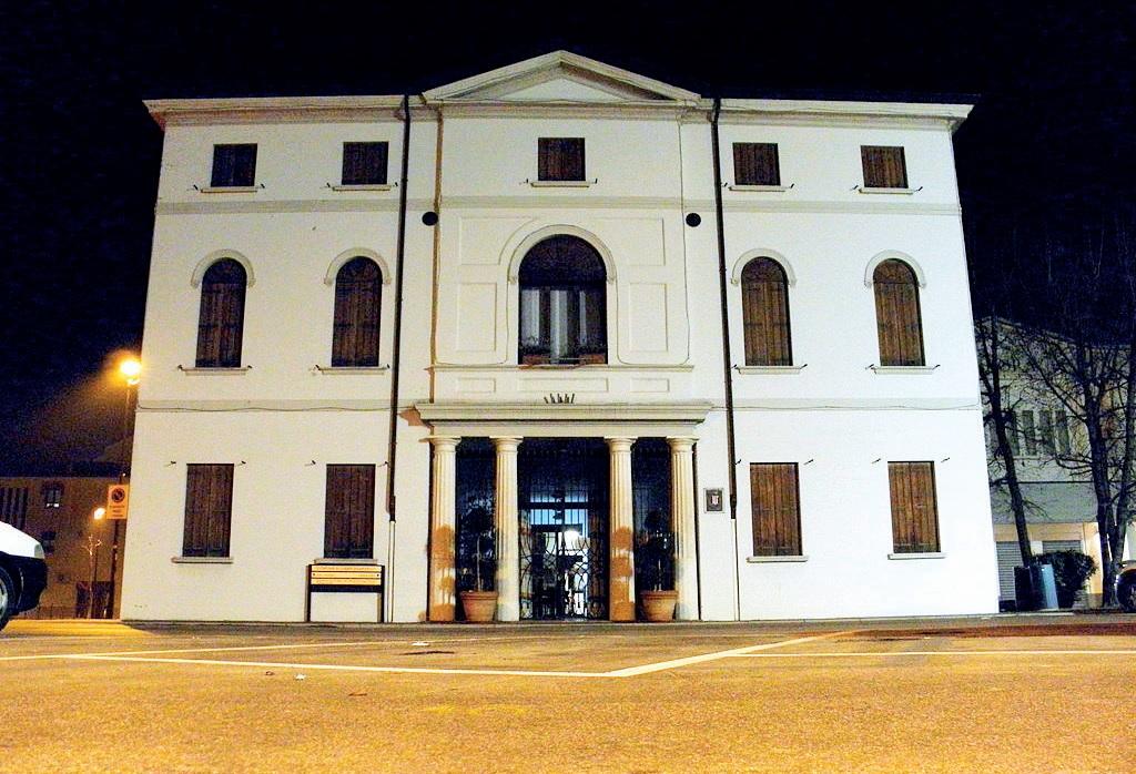 Il municipio di Campodarsego
