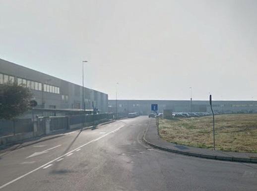 Zona industriale di Cantarana