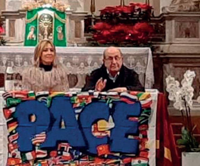Duomo di Conselve gremito per Ernesto Oliviero
