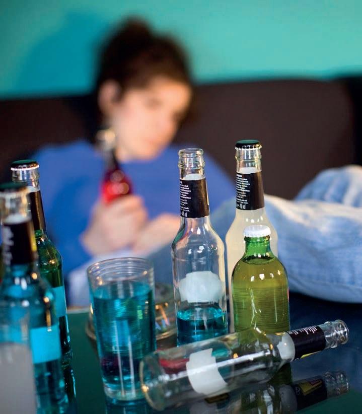 Sensibilizzazione dei ragazzi alle dipendenze