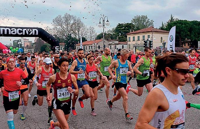 Mezza maratona Riviera del Brenta
