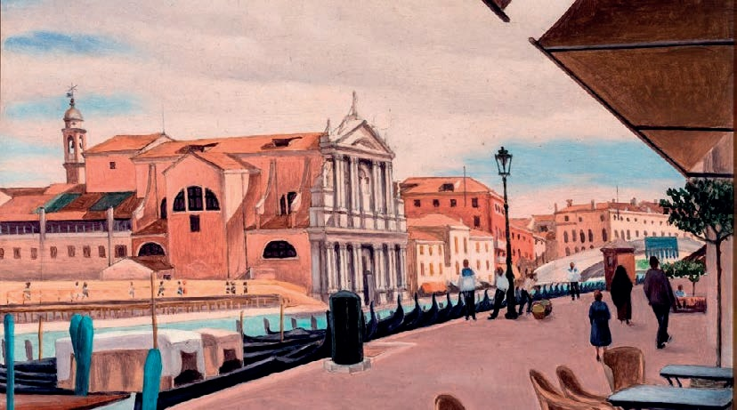 Mostra Venezia Novecento 28 marzo