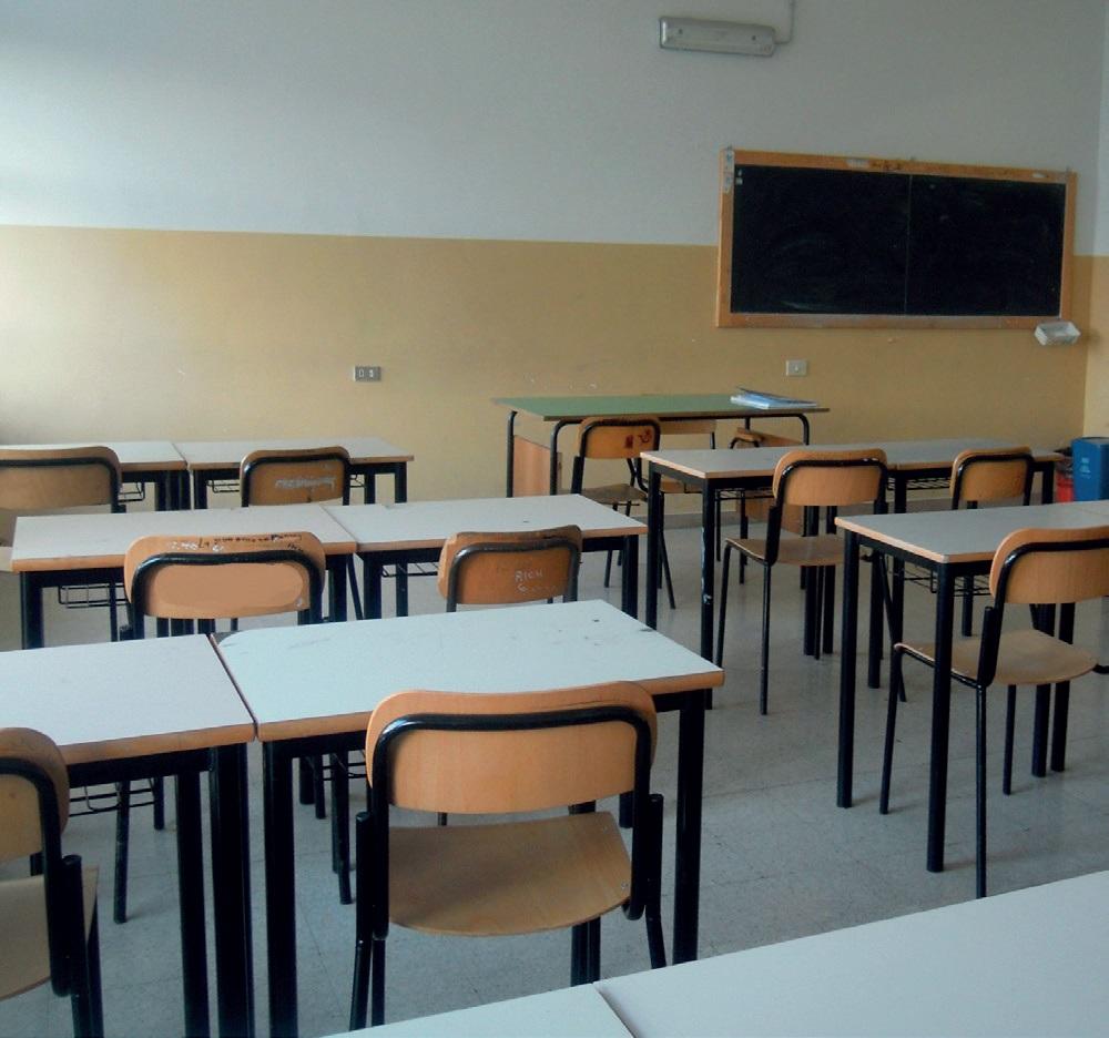 Scuola elementare Morgano