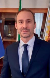 Sindaco Alessandro Ferro